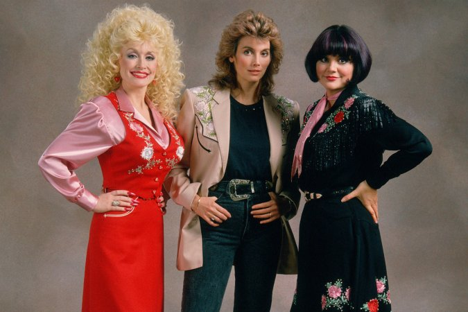 Linda Ronstadt, Dolly Parton & Emmylou Harris, 'After the Gold Rush'