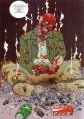 cyberpunk frank miller adult comic