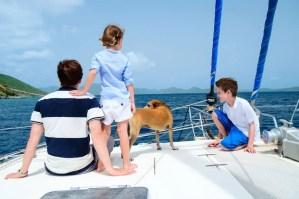 Watercraft Insurance - family on a boat