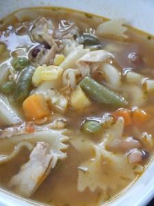 Chicken Soup | bsinthekitchen.com