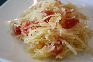 Spaghetti Squash | bsinthekitchen.com