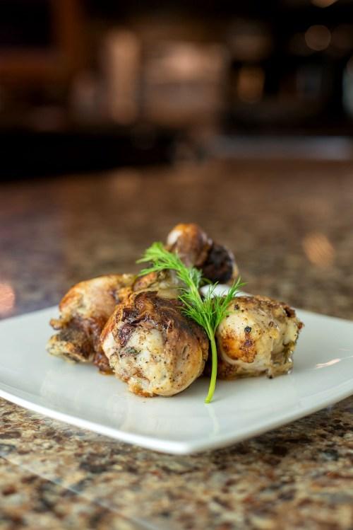 Buttermilk Dill Chicken | bsinthekitchen.com #dinner #chicken #bsinthekitchen