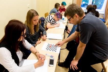 Illusztrációk a Budapest Semesters in Mathematics Education programjához.