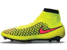 Nike's new Magista football shoes