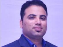Manoj Asrani, VP (sales & marketing), JP Infra