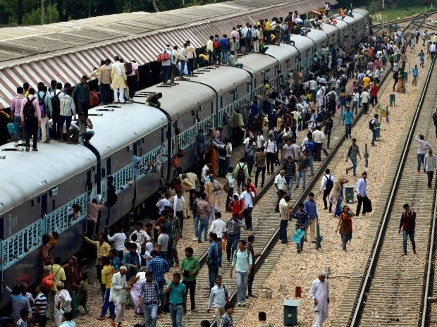 Railways get Rs 24,000 cr for infrastructure in 9 states
