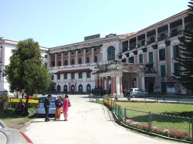 Nepal Rastra Bank (Source: en.wikipedia.org)