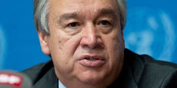 UN chief Guterres in Pakistan to attend conference on Afghan refugees