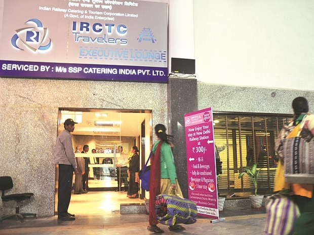 IRCTC, Railways, service charge