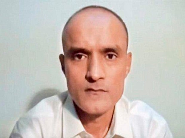 File photo of former Indian naval officer Kulbhushan Jadhav who has been sentenced to death by a Pakistani military court on charges of 'espionage'
