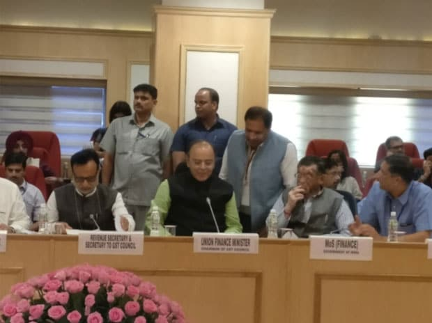 15th GST Council Meeting