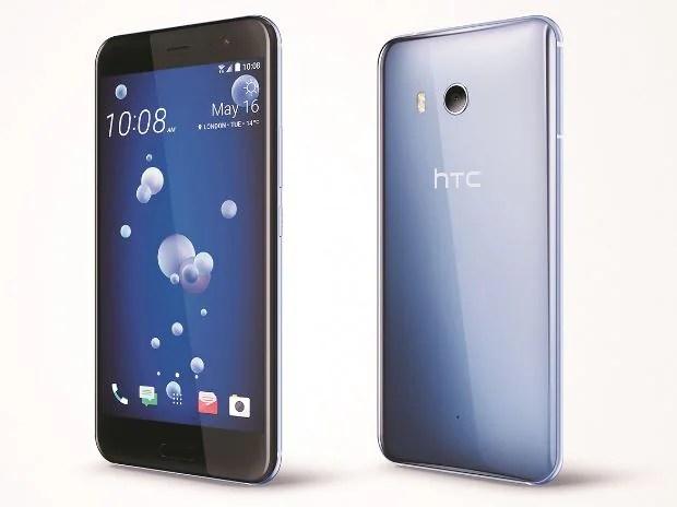 HTC U11, HTC