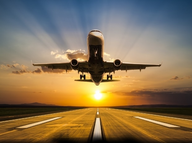Airlines, Aeroplane, Airport