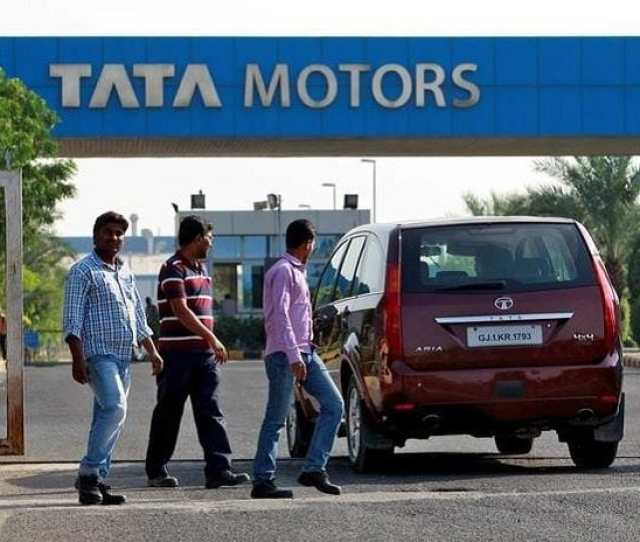 Tata Motors Q2 Profit Jumps Three Fold At Rs 2483 Cr