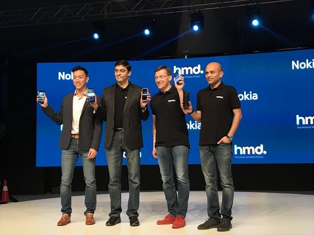 HMD global launched Nokia 8 Sirocco, Nokia 7 Plus and Nokia 6 in India