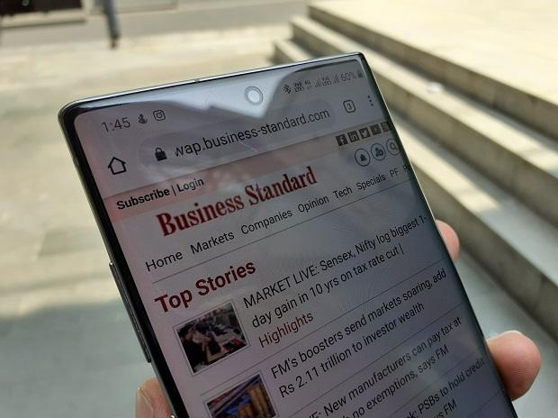 Samsung Galaxy Note 10 Plus Review Expensive But Full Of
