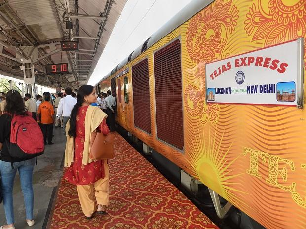Image result for tejas train