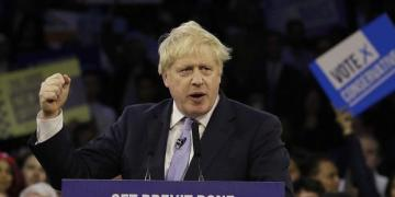 PM Boris Johnson signs agreement for Britain to leave European Union