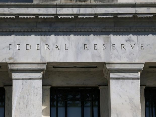 Federal Reserve Board building on Constitution Avenue is pictured in Washington. Photo: Reuters