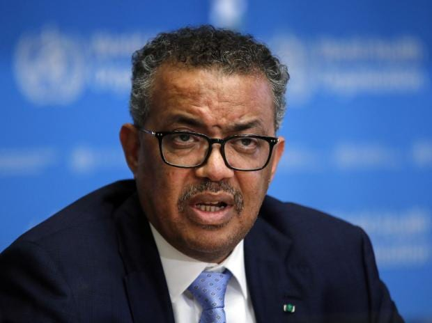 WHO chief Tedros Adhanom plans to seek re-election, says report