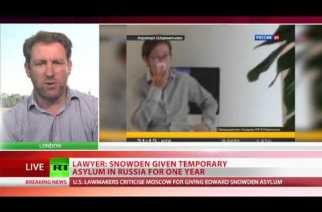 Edward Snowden Granted Asylum