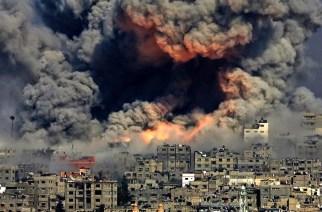 Gaza's hell on earth
