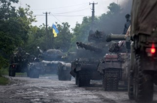 West Guilty Of Ukraine War Crimes