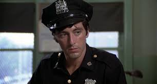 Al Pacino as frank Serpico in the 1973 film, Serpico.