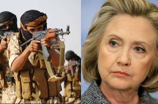 """Julian Assange says """"1,700 emails in Hillary Clinton's collection"""" proves she sold weapons to ISIS in Syria"""