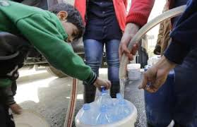 Western Media Whitewashes Rebel Destruction of Damascus Water Supply
