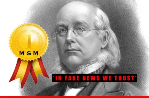 VOTE: The 2017 Horace Greeley Award for Best Fake News Journalist