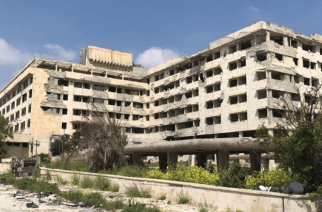 Aleppo: Where hospitals were turned into Sharia gaols