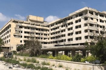 Aleppo: Where hospitals were turned into Sharia gaols