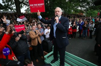 General Election 2017: Jeremy Corbyn launches Labour manifesto in Yorkshire