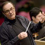 [Charles Dutoit (photo by Priska Ketterer)]