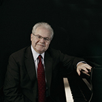 [Emanuel Ax (photo by Maurice Jerry Beznos)]