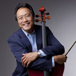[Yo-Yo Ma (photo by Todd Rosenberg)]