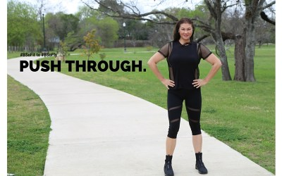 #BSoFit – Pushing Through – Fifty Pounds Down