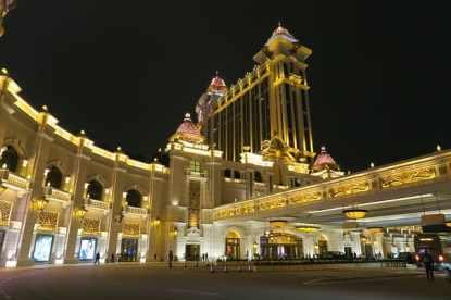 中國澳門賭場