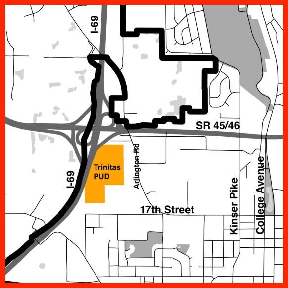 R Map Inset for Beacon TRINITAS PUD YYYHighRes