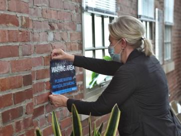 Public engagement director Mary Catherine Carmichael.
