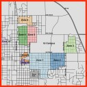 labeled inset High Res R Map Residential Parking Permit Zones YYYxxxx