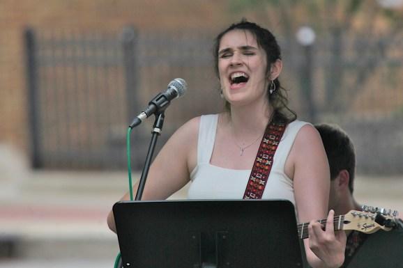 Sarah Cassidy, People's Park, Bloomington, Indiana (June, 24, 2021).