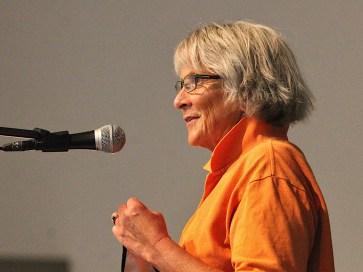 Monroe County commissioner Julie Thomas (Aug. 1, 2021).