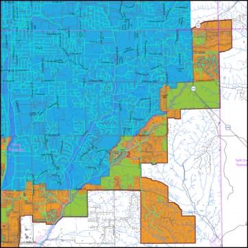 Developed area versus undeveloped area. https://bsquarebulletin.com/wp-content/uploads/2021/08/ProposedAnnexDevelopedPropertiesMapSewer0826.pdf