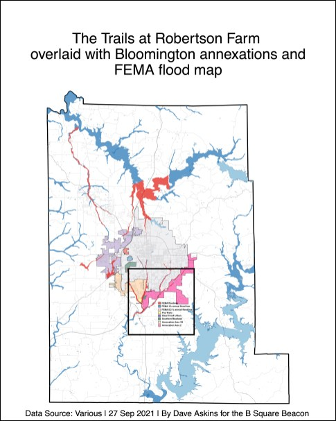 bordered ow res annotated R Map Trails Dev PLUS Monroe County Flood Plain Map Locator Map Trails Devxxxx