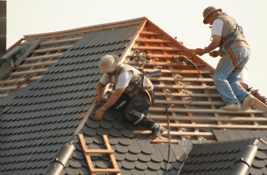picture of brightside restoration roofers near wadsworth