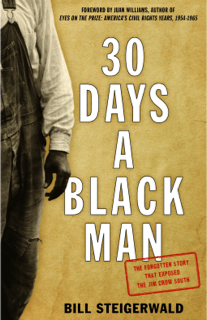 30 Days a Black Man Cover
