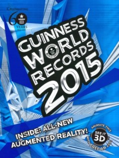 Guinness World Records 2015 klein