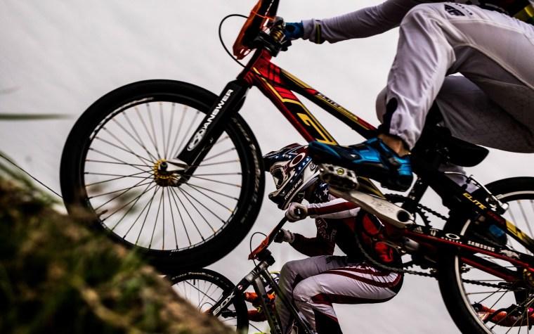 5A3 organisierte Fahrradrennen für guten Zweck